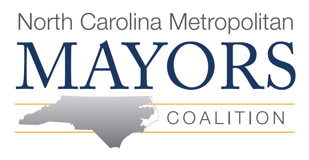 North Carolina Metropolitan Mayors Coalition Retina Logo