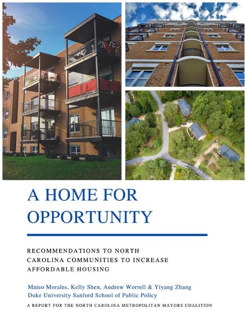 MMC-Housing-Report-2021 - NC Metro Mayors